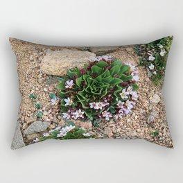 Alpine Spring beauty Colorado Rectangular Pillow