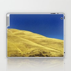 golden hillside Laptop & iPad Skin