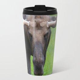 Bullwinkle Bull Travel Mug