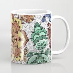 Rainbow Mandala Mug