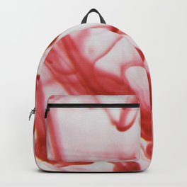 Dripping Red Backpack