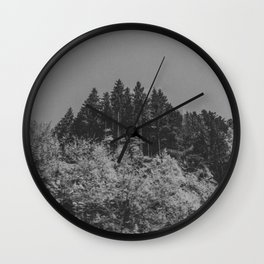 The Black Forest Wall Clock