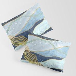 Waves 05 Pillow Sham