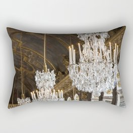 Versailles Chandelier Rectangular Pillow