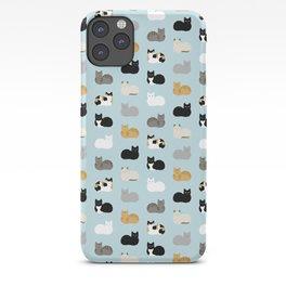 Cat Loaf Print iPhone Case