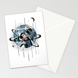 brendon galactic urie Stationery Cards