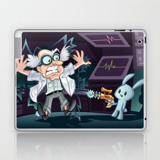 Shocking Science Laptop & iPad Skin