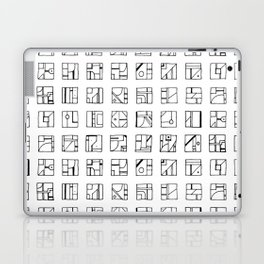 Cryptoglyphs Laptop & iPad Skin