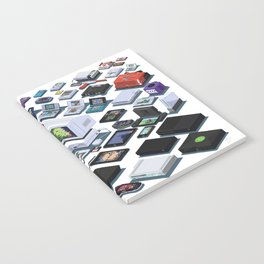 A Pixel Retrospective 2 Notebook