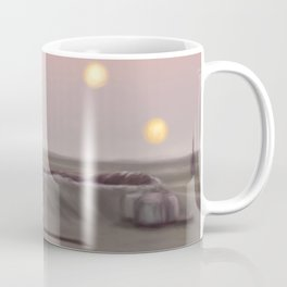 Twin Suns Dessert Coffee Mug