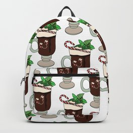 You're the Peppermint to my Mocha Backpack