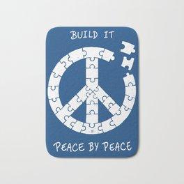 Peace By Peace Bath Mat