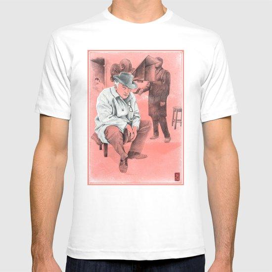 "Fellini ""red"" T-shirt"