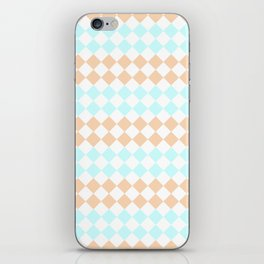 Little Diamonds iPhone Skin