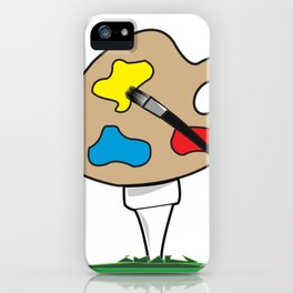 Junior Strokes iPhone Case