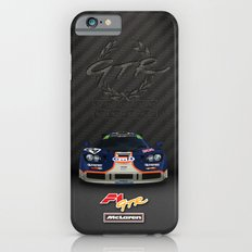 1995 McLaren F1 GTR Le Mans - Gulf Livery Slim Case iPhone 6s