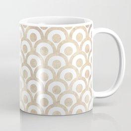 Japanese Paper Waves Coffee Mug