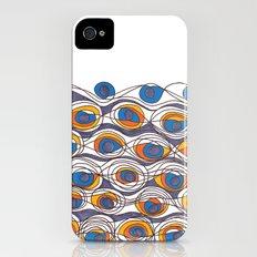 peacock iPhone (4, 4s) Slim Case