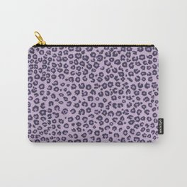 Pink cheetah Carry-All Pouch