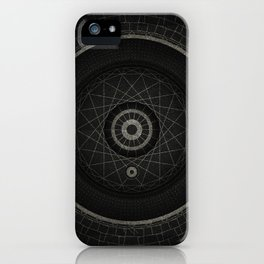 Inner Space 4 iPhone Case
