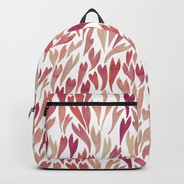 Mermaid Tails Watercolour | Sunset Palette Backpack