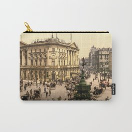Piccadilly Circus, London, England, 1890 Carry-All Pouch