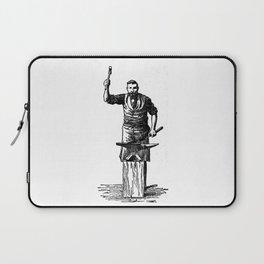Blacksmith Laptop Sleeve