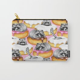 The Sweet Dreams of a Trash Panda  Carry-All Pouch
