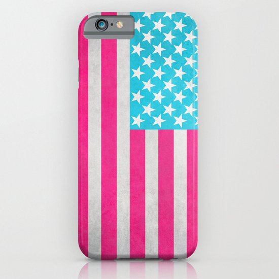 USA Flag iPhone & iPod Case