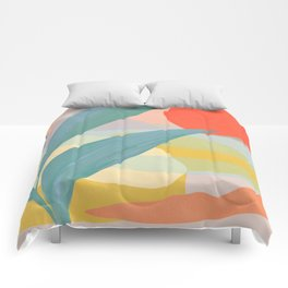Shapes and Layers no.33 Comforters