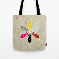 watch Tote Bags featuring Watch by jnk2007