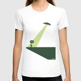 WTF? Ovni! T-shirt