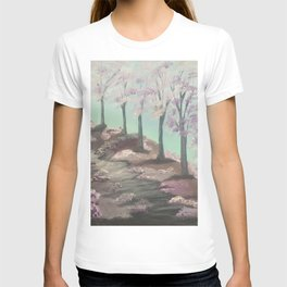 My cherry way - Spring blossoms T-shirt