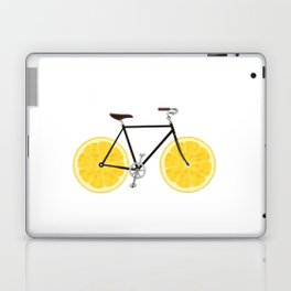 Lemon Bike Laptop & iPad Skin