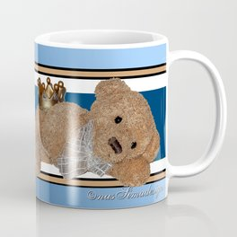 My Home, My Kingdom - Blue Coffee Mug