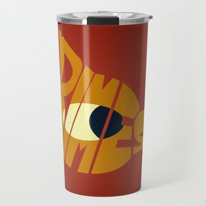 Gregg Travel Mug