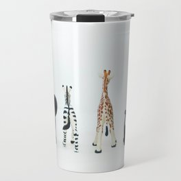 ANIMALS BACKS Travel Mug