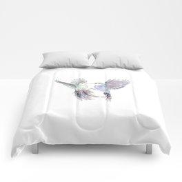 Wedding Birds #6 ; Birds of Paradiese Comforters