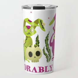 Adorably Odd V.2 Travel Mug