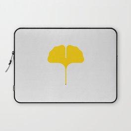 Ginkgo Leaf Laptop Sleeve
