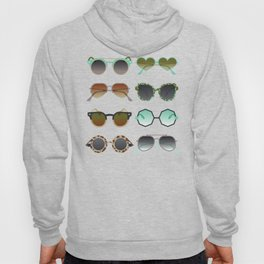 Sunglasses Collection – Mint & Tan Palette Hoody