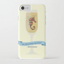 crayon ponyfish iPhone Case