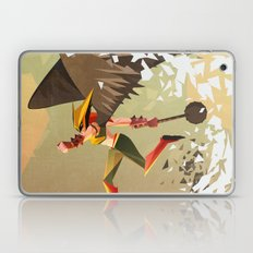 Flying and Hitting Stuff is Awesome Laptop & iPad Skin