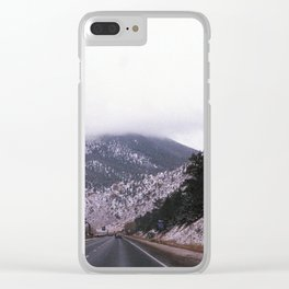 Rt 70 Clear iPhone Case