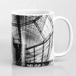 Airship under construction Coffee Mug