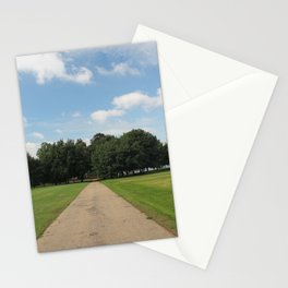 Symmetry In Hyde Park Stationery Cards