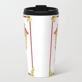 Cuckoo for Christmas Travel Mug