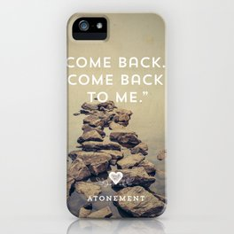 Atonement iPhone Case