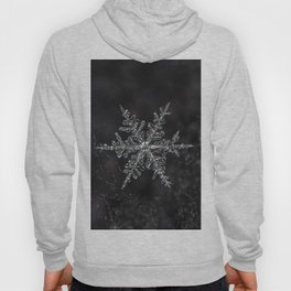 January Snowflake #6 Hoody