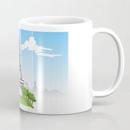 Park du Eiffel Tour Coffee Mug